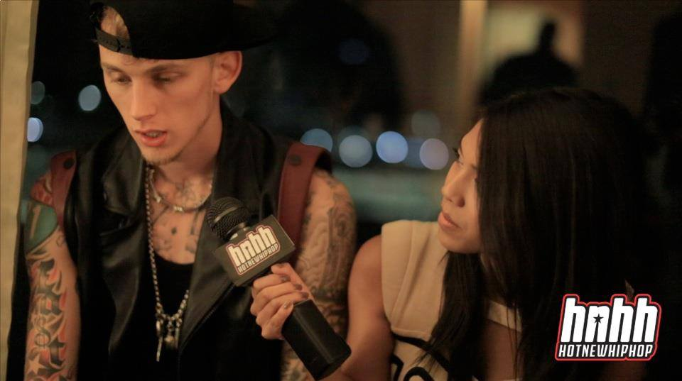 Machine Gun Kelly Interview: What Triggers His Heart, Meaning Behind Tattoos and more!
