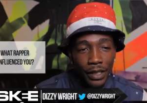 Dizzy Wright: What Annoys Him When He's Performing
