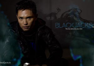 "Adrian Voo Stars in Upcoming Web Series ""Black Jacks"""