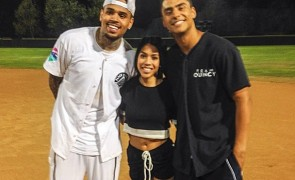 Chris Brown x Quincy: Celebrity Kickball Event Recap