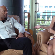 "Common: ""Nobody's Smiling"" Interviews"