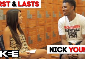 Firsts & Lasts: Nick Young Talks First Kiss, Last Embarrassing Moment and More
