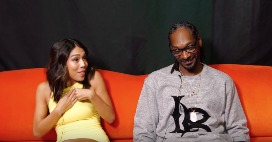 Reminiscing with Snoop Dogg