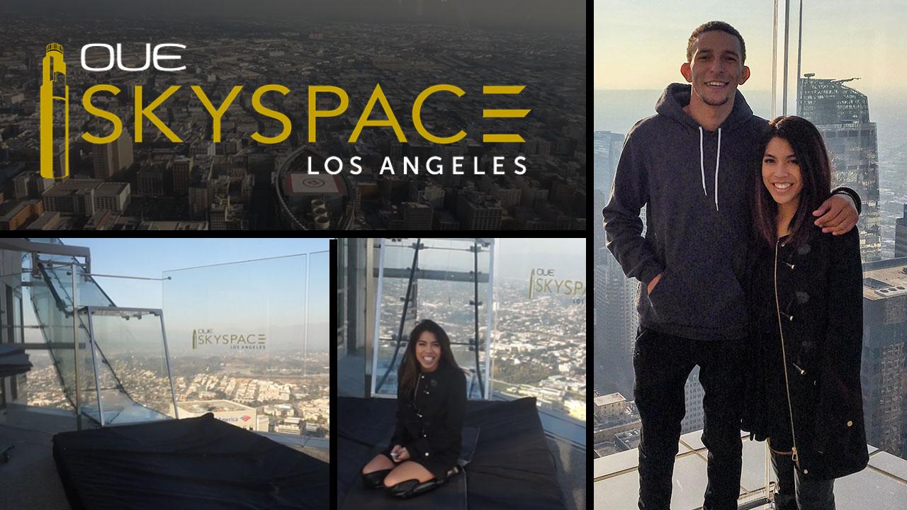 Skyspace Slide: Los Angeles