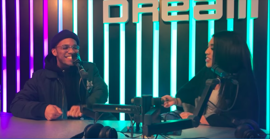 Anderson Paak: Hilarious Freestyle & Interview
