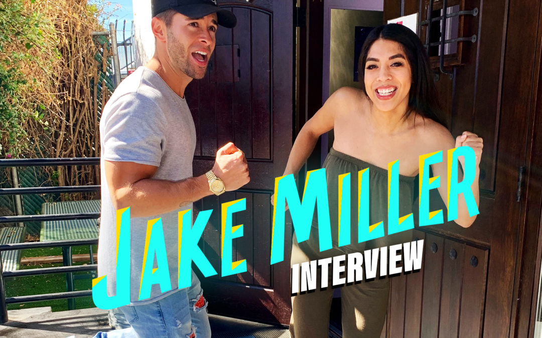 Jake Miller: OCD's, Almost Adopting A Fan & More