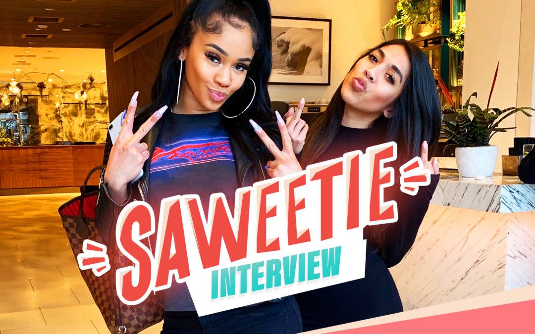 Saweetie Talks: