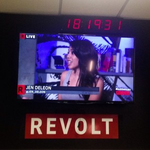 RevoltTV - Relationships between the artists and the media.