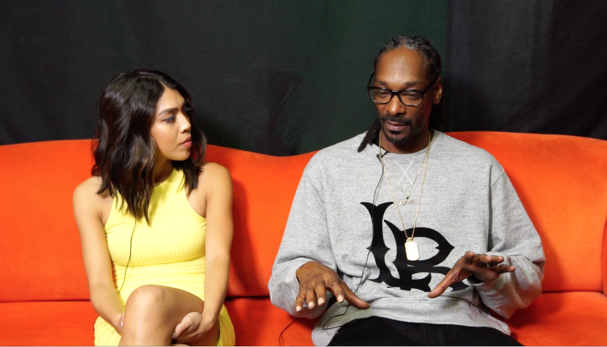 """Snoop Dogg: """"Find Peace Within Yourself"""""""