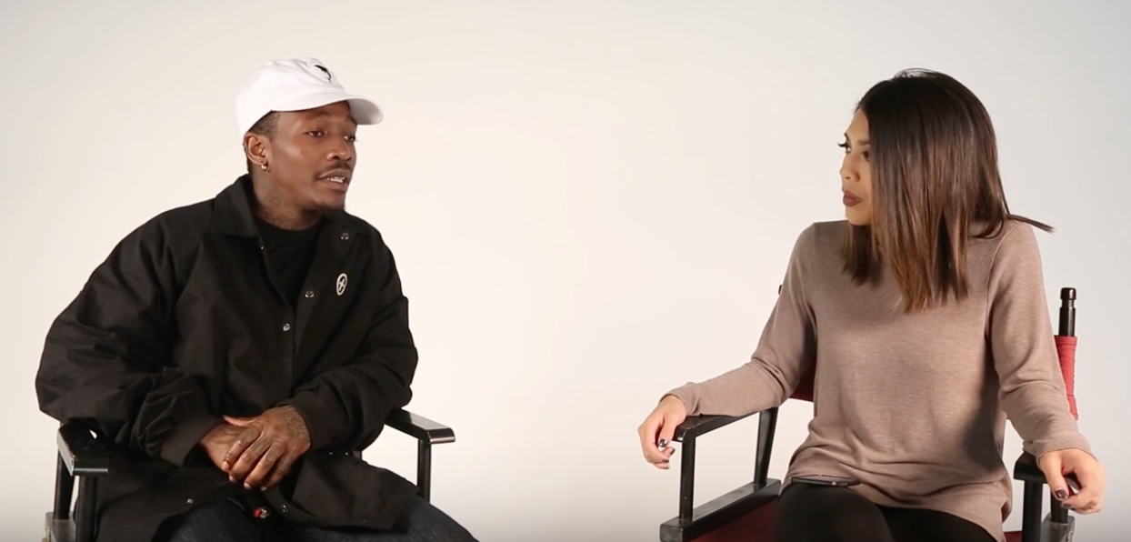 "Dizzy Wright Talks Inspiration Behind ""Wisdom & Good Vibes"""